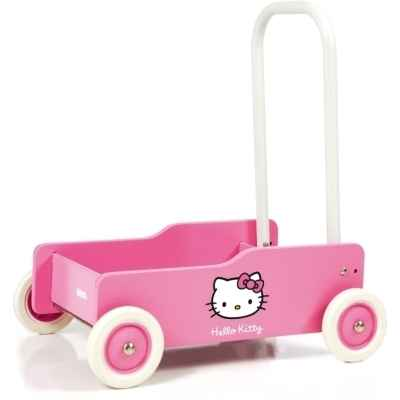 Chariot de marche Hello Kitty 32309000