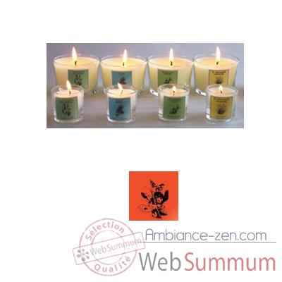 Tour de Table -Bougie senteur Ylang Ylang