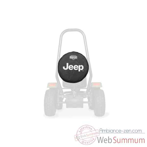 Spare wheel 400 off-road jeep Berg Toys -15.63.24.00