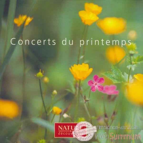 CD Vox Terrae Concerts du Printemps -vt9915