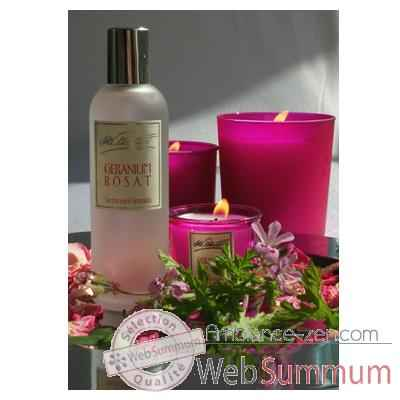 Diffuseur Tour de Table Geranium Rosat - 0632
