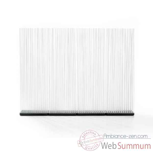 Decoration lumineuse sticks, tiges fibre de verre, 30x30, blanc Extremis -SS33-W150