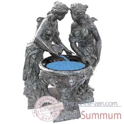 Fontaine Vasque en bronze -BRZ216