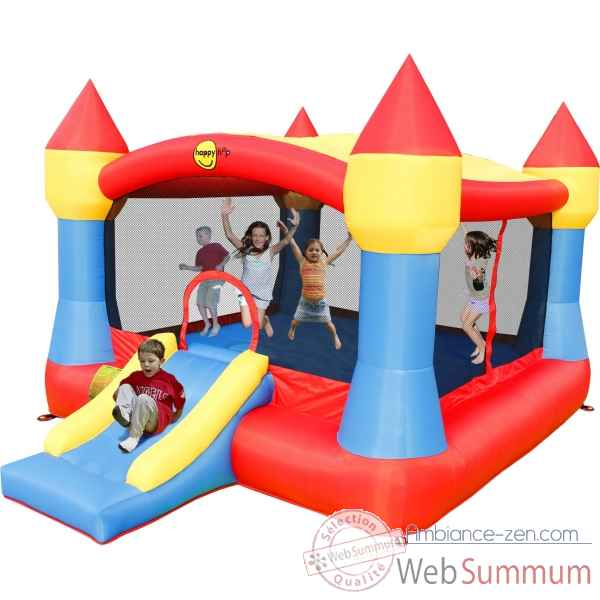 Jeu gonflable super chateau Happy Hop -9217N