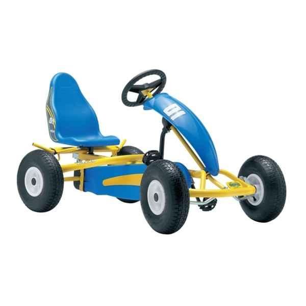 kart p dales berg toys cyclo af 06135200 dans karting enfant sur ambiance zen. Black Bedroom Furniture Sets. Home Design Ideas