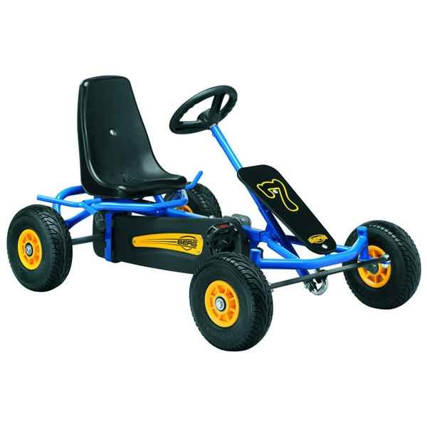 Kart a pedales professionnel Berg Toys Sky-Light F-28100100