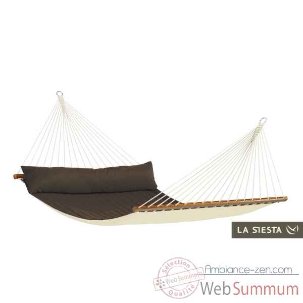 North american style hamac a barres double alabama arabica La Siesta -NQR14-61