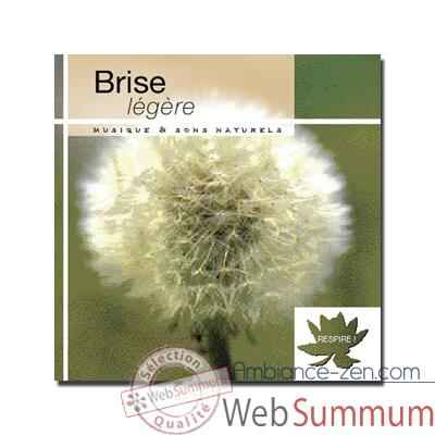 CD - Brise legere - Respire