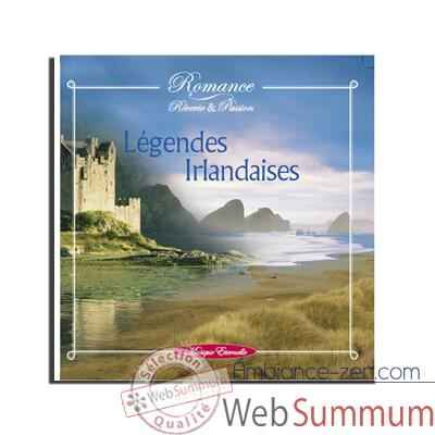 CD - Legendes irlandaises - ref. supprimee - Romance
