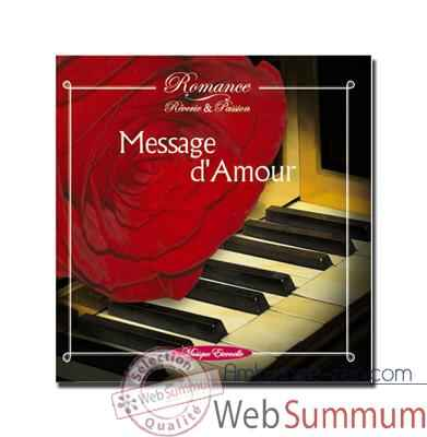 CD - Message d\'amour - Romance