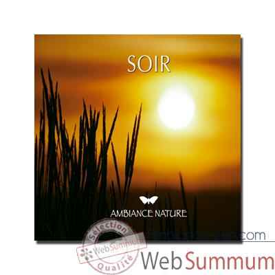 CD - Soir - Ambiance nature