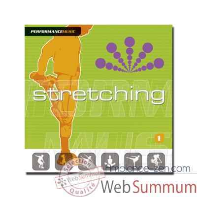 CD - Stretching 1 New cover - Performance music