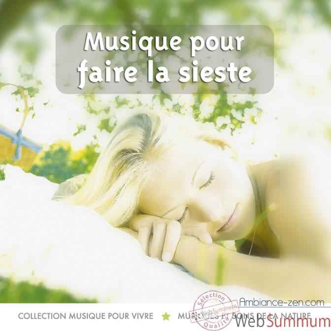 musique relaxation sieste