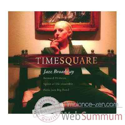 CD musique Terrahumana Time Square Jazz Broadway -1164