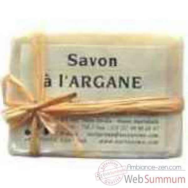 Savon a l'argan - 120g Nectarome France -12020W