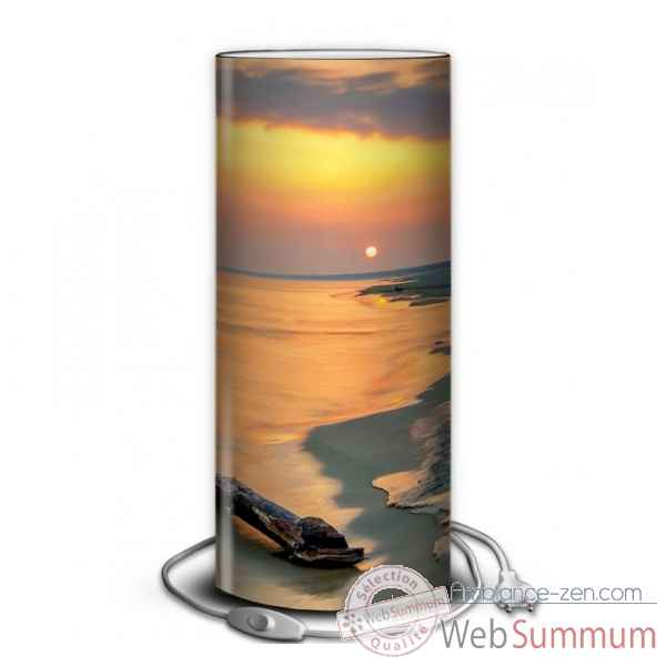 Lampe collection marine coucher de soleil -MA1571