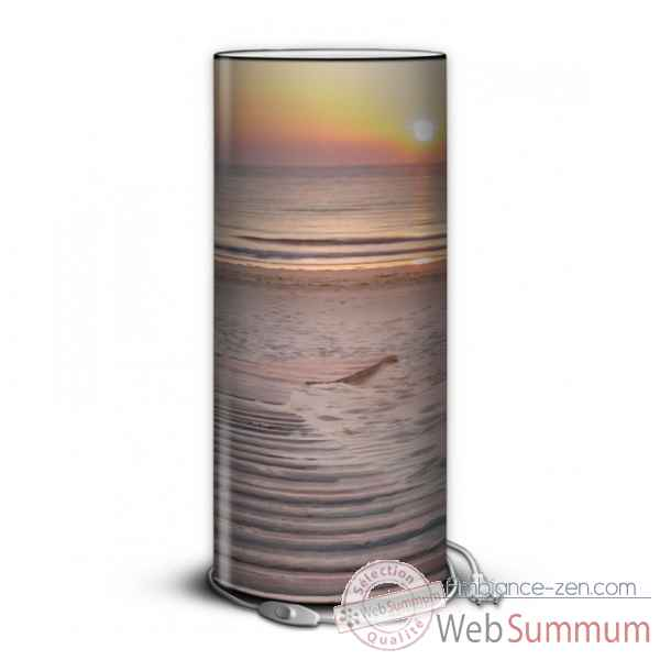 Lampe collection marine coucher de soleil -MA33