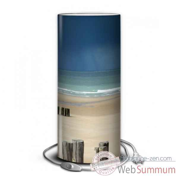 Lampe collection marine plage normandie -MA1555