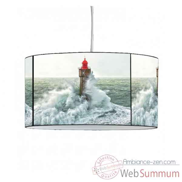Lampe suspension collection plisson phare de la jument -PL1610SUS