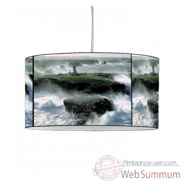 Lampe suspension collection plisson phare des poulains -PL1619SUS