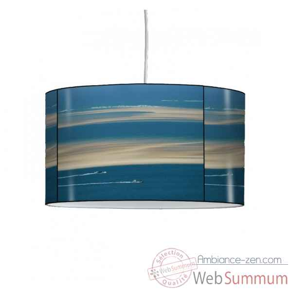 Lampe suspension marine banc de sable -MA1360SUS