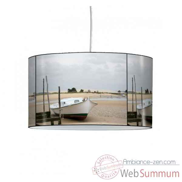 Lampe suspension marine maree basse -MA1374SUS