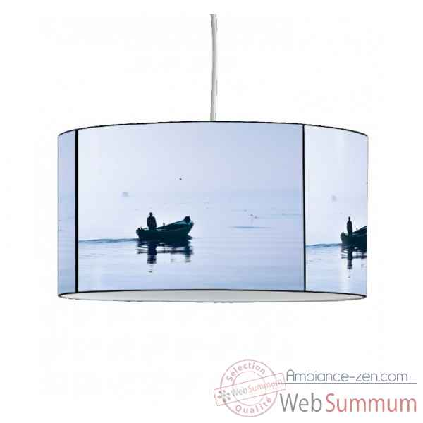Lampe suspension marine pecheur -MA1670SUS