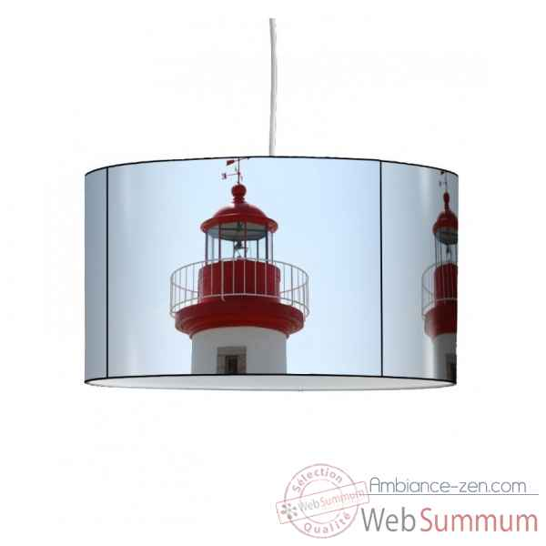 Lampe suspension marine phare -MA26SUS
