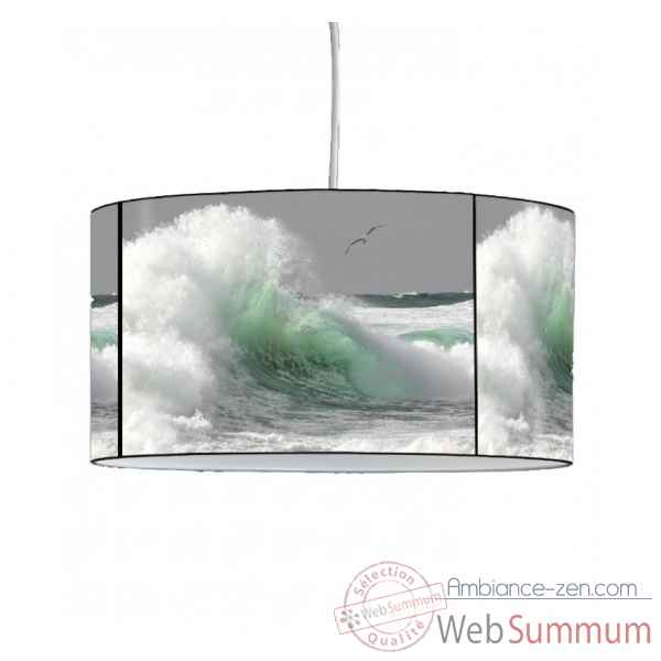 Lampe suspension marine vague -MA1663SUS