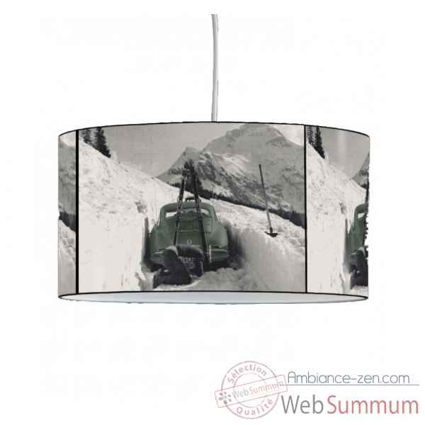 Lampe suspension montagne voiture -MO1643SUS