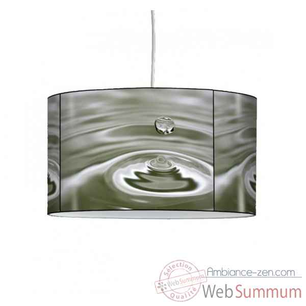Lampe suspension nature goutte d'eau -NA1209SUS