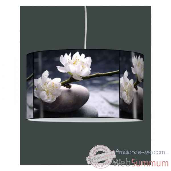 Lampe suspension zen design fleur de lotus -ZE1316SUS