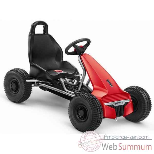 Kart a pedales rouge f550l Puky -3630