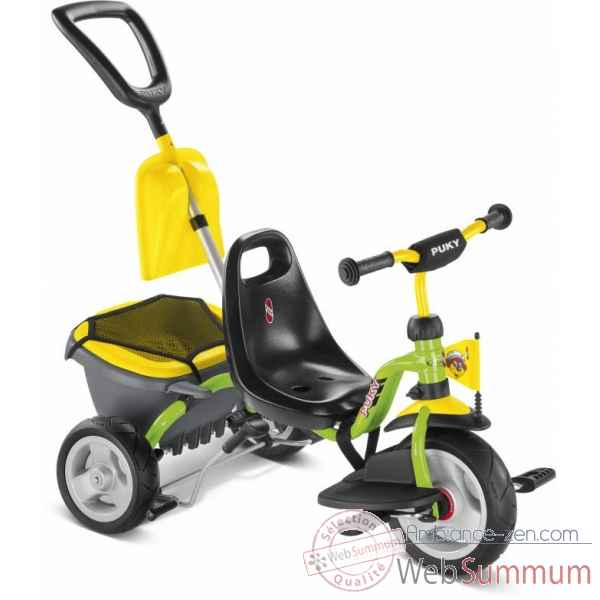 Tricycle + access kiwi Puky -2445