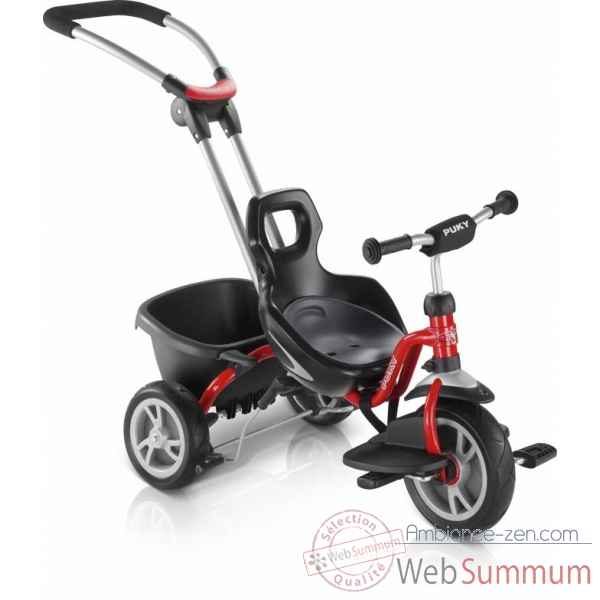 Tricycle ceety rouge Puky -2493