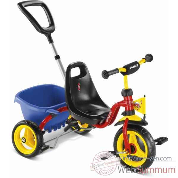 Tricycle rouge Puky -2223