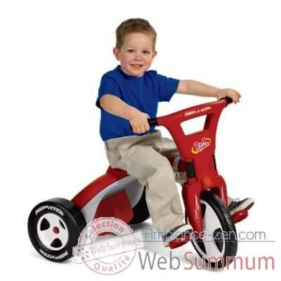 Radio Flyer Tricycle 2 en 1 -442
