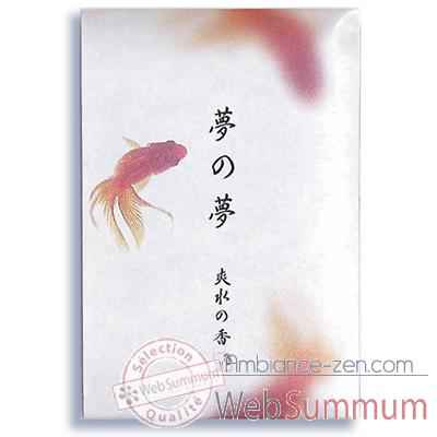 Reve d'encens Yume No Yume Poisson rouge - 38536