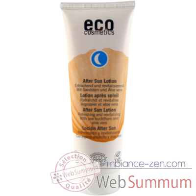 soin lotion apr s soleil eco cosmetics 742030 dans creme et lotion bio. Black Bedroom Furniture Sets. Home Design Ideas