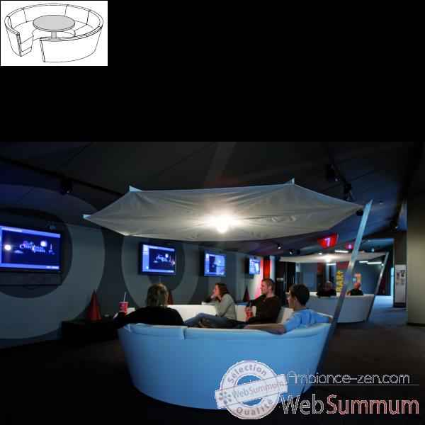 Video Table fixe Extremis pour Kosmos -KTW