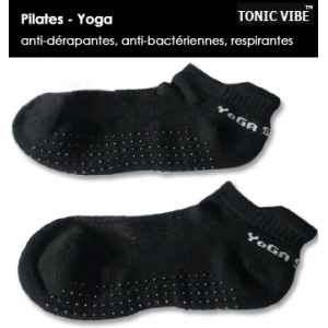 Chaussettes pilates-yoga unite (basses) Tonic Vibe -TV-PILATES-0051
