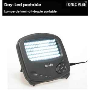 Lampe portable luminotherapie dayled Tonic Vibe -TV-LUMIN-00740