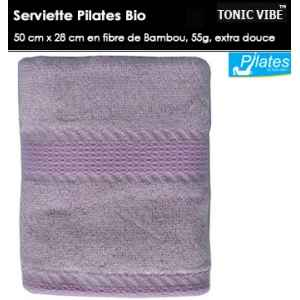 Lot de 10 serviettes pilates tonic vibe -TV-PILATES-1228