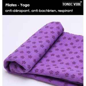 Lot de 10 sur-tapis pilates yoga Tonic Vibe -TV-PILATES-0061