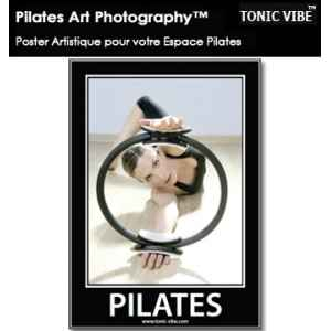 Poster pilates deco xxl Tonic Vibe -TV-PILATES-1209